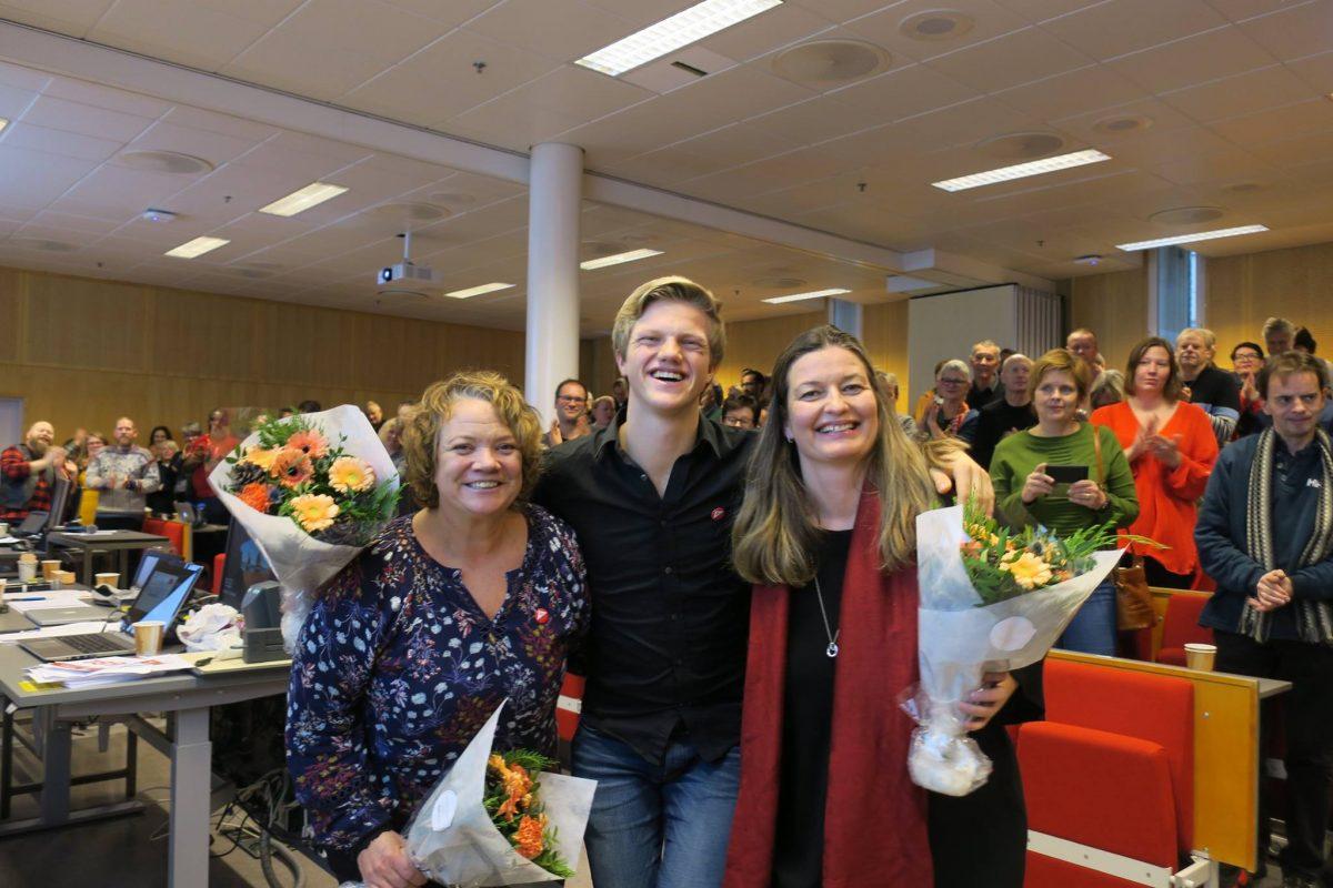 Camilla Eidsvold valgt på 1. plass for Viken SV